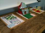 2013 08 05 New Mills - some of the finished creepy houses (3)