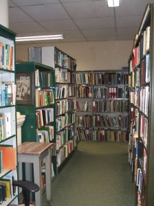 The Local Studies Library then...