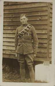 (Joseph) Arthur Hodgkiss  of Baslow