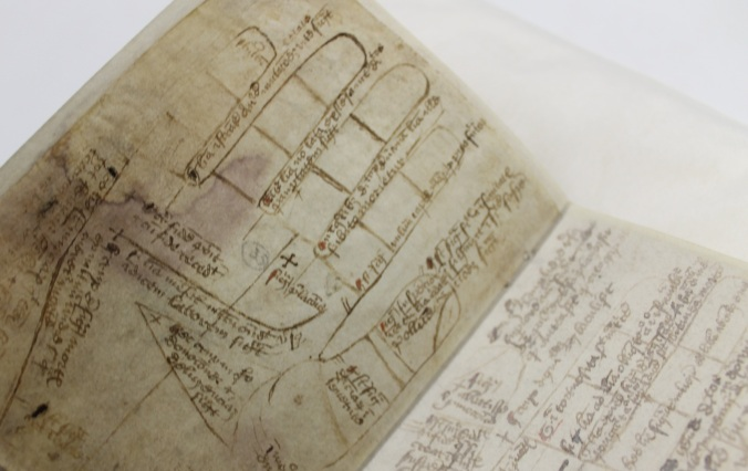 Treasure 10 Dance manuscript (a)