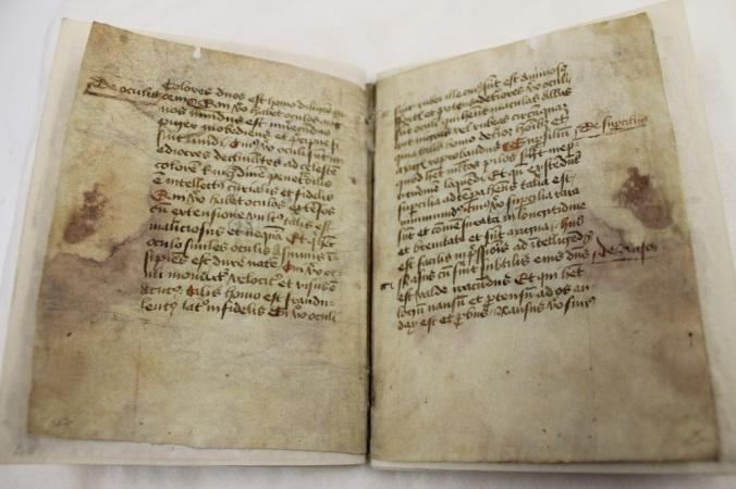 Treasure 10 Dance manuscript (b)