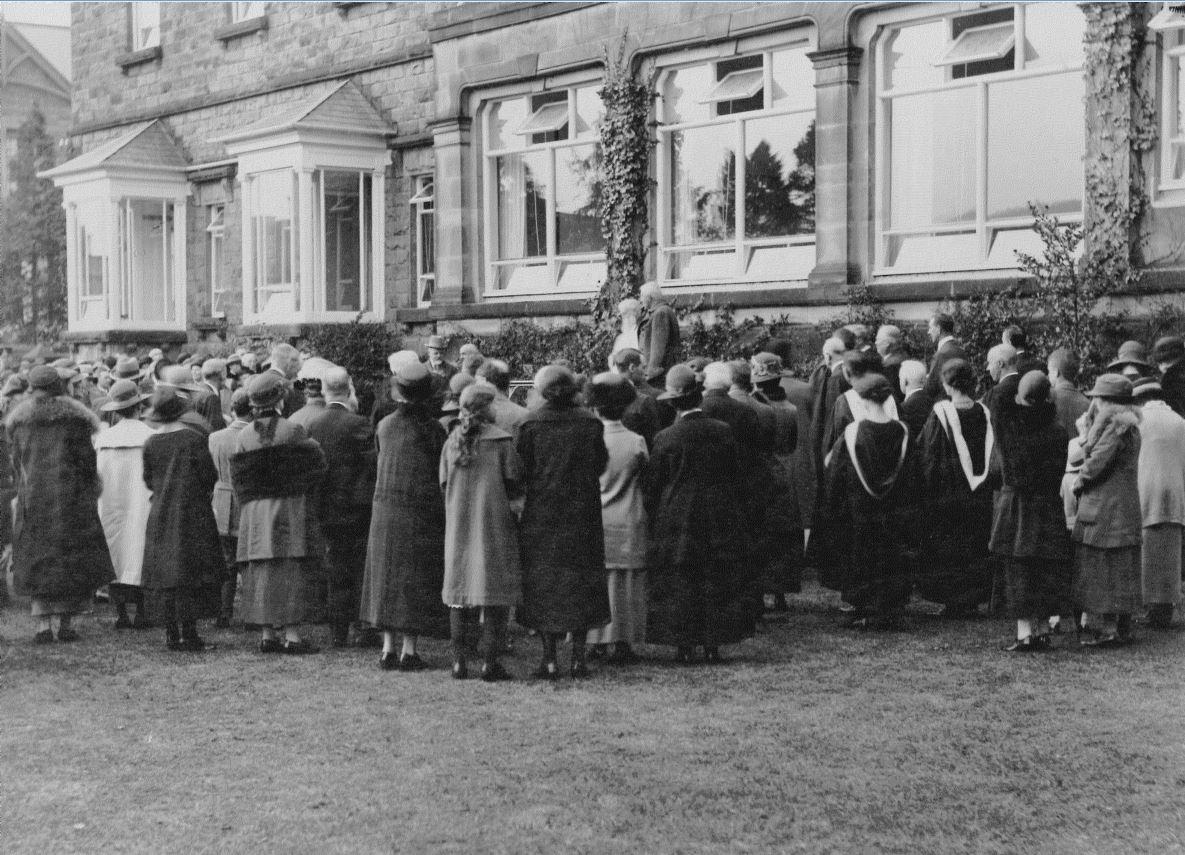 D2650 Grammar School opening 1924