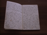 Recipe book of Mrs Thornhill, Longstone, 1863-1886 (Ref: D307/H/1/28)