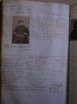 D3376-UL-Box 10-2 Extract for James Harrison from Criminal Register 1902-1924