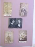 D3376-UL-Box 74-3 Unidentified photographs of Derbyshire criminal suspects, 19th cent