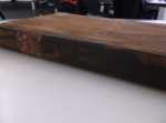 D523-CW-1-1 Cover of Shardlow Board of Guardians' first minute book, 1837