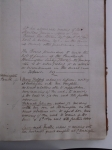 D523-CW-1-1 Extract from Shardlow Board of Guardians' first minute book, 1837