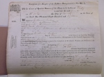 Q-RV-2-28 Order for maintenance by Nathaniel Vickers for Ann Crosley and her child, 1818