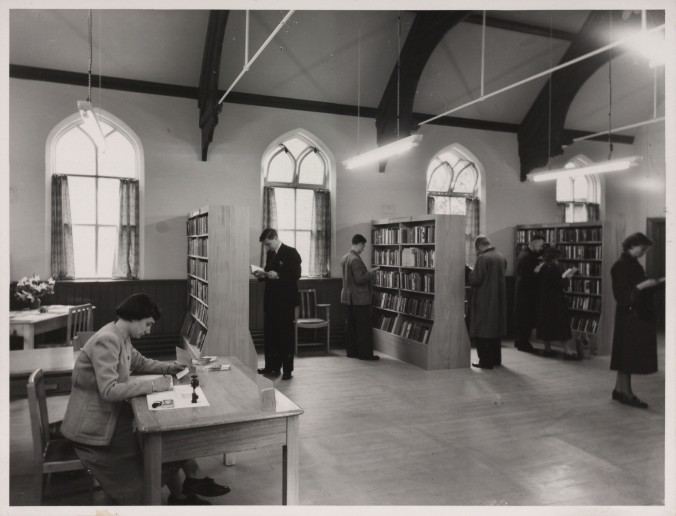 Borrowash Library,
