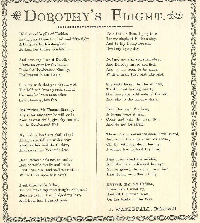 Dorothy's Flight