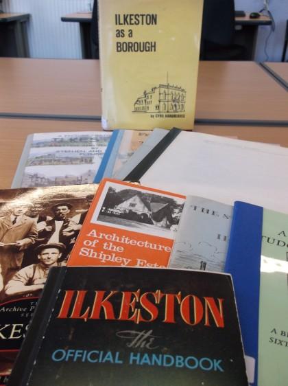 Local Studies publications about Ilkeston
