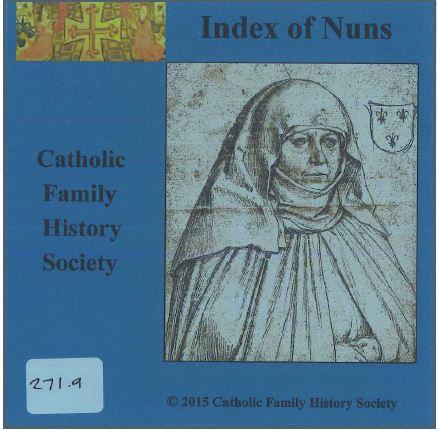 Index of Nuns