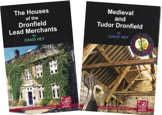 Dronfield book covers