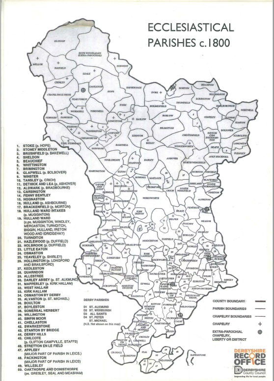 Parish Map