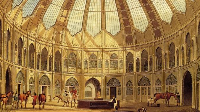 Brighton Pavilion Stables