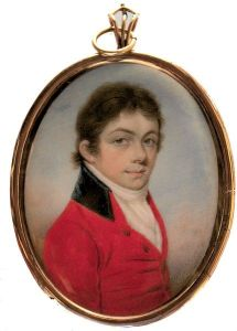 A huntsman by William Thicke, 1805