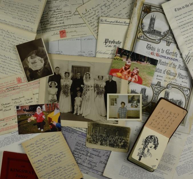 Digitising history image