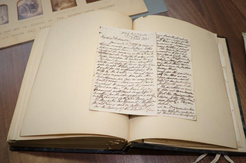 Franklin docs - last letter 3