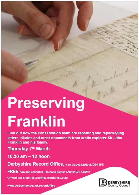 Franklin poster