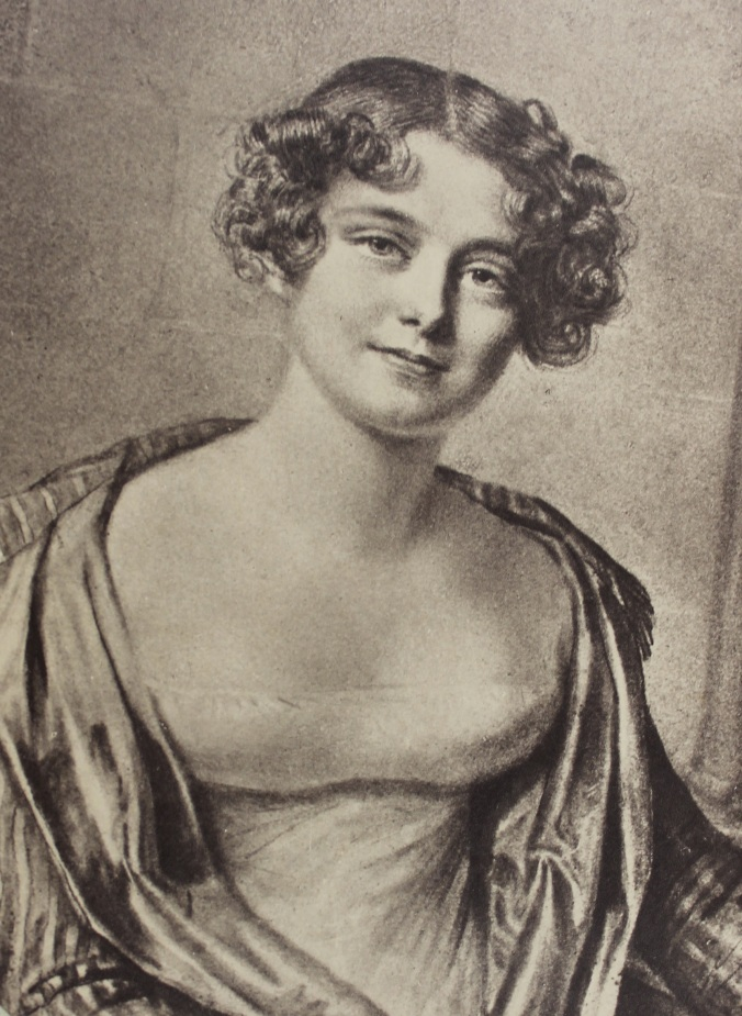 Jane Franklin 1816