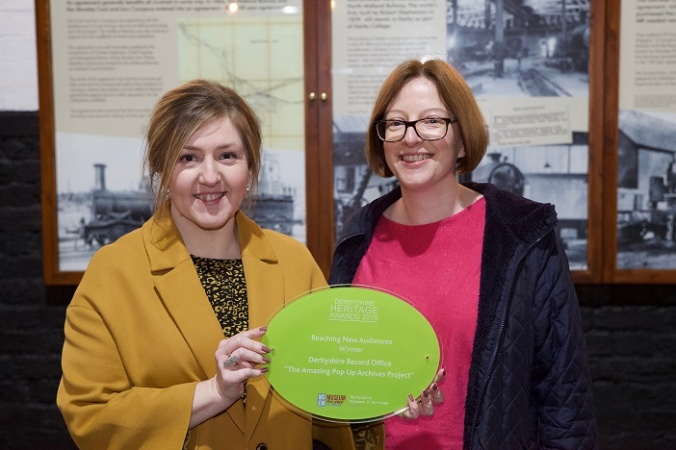 Derbyshire Heritage Awards 2019