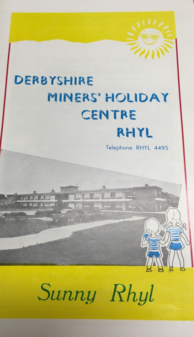 Rhyl Miners Camp
