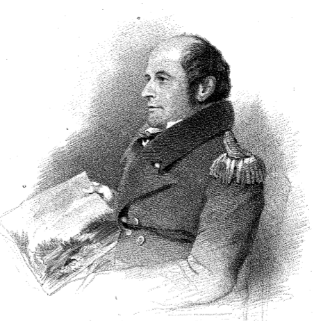 Sir John Franklin 1823