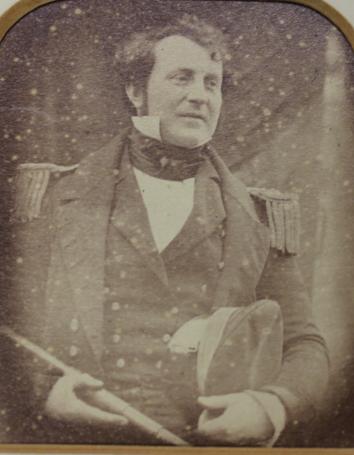 Commander James Fitzjames