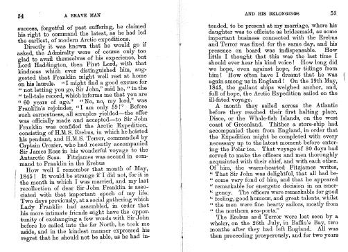 Eliza Jupp's 1845 memories
