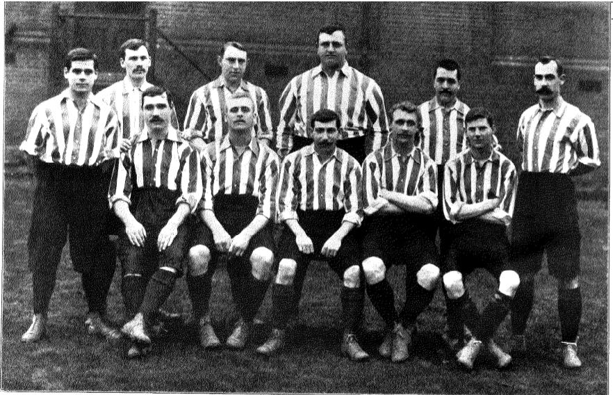 sheffield united 1902 team