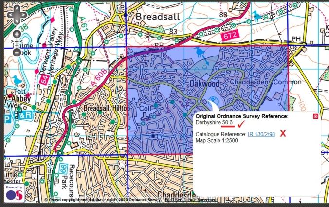 Map Finder